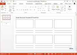 powerpoint storyboard template download movie storyboard template