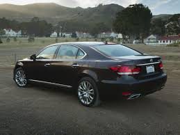 lexus sedan colors 2016 lexus ls 600h styles u0026 features highlights