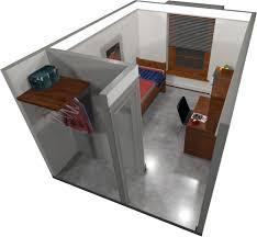 Madison Residences Floor Plan by Barnard University Housing