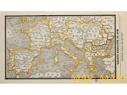 Toledo Map Old Map Map Of Southern Europe Turkey In Europe Anonymous C