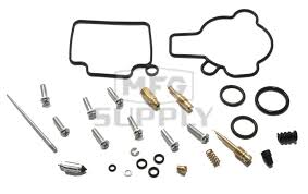 complete atv carburetor rebuild kit for 04 05 honda trx450r atv