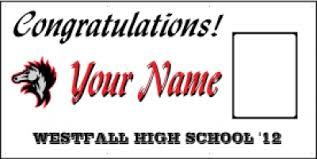 congratulations graduation banner school graduation banners 3 x 6 vinyl banners for graduation