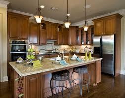 Decorating Ideas For Kitchen Islands Kitchen Island Decor Interior Lighting Design Ideas