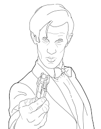 dr who images to print doctor who coloring pages coloring