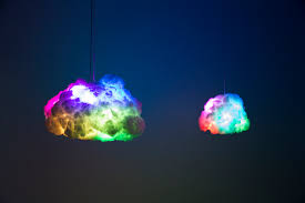 how to make a cloud light the smart cloud l brings a thunderstorm right into your house