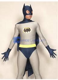 Batman Halloween Costume Batman Halloween Costume Light Grey Cosercosplay