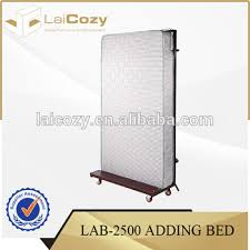 Hotel Furniture Supplier Wholesale Hotel Extra Bed Rollaway