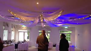 Wedding Ceiling Draping by Wedding Ceiling Draping At Lindenderry Winery By Farfalla Party