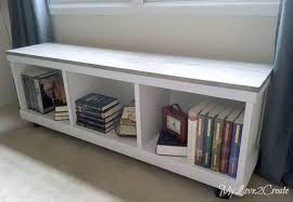 Diy Wooden Storage Bench by Diy Storage Bench 5 Ways To Build One Bob Vila