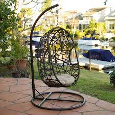 Swing Chair With Stand Outdoor Swing Chair