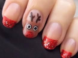 holiday nail art we love 7