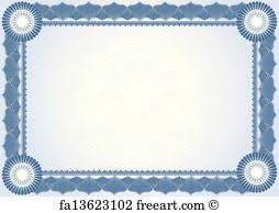diploma frame free print of vector gold seal and certificate set vector
