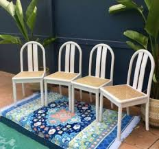 Hamptons Style Outdoor Furniture by Beautiful Hampton Style Dining Chairs With White Slip Covers