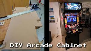 how to make an arcade cabinet diy arcade cabinet final fight on vimeo