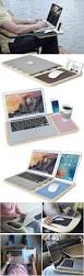 Portable Laptop Desk On Wheels by Best 25 Lap Desk Ideas On Pinterest Laptop Stand Bed Table And