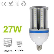 27w ip64 samsung chip 5630 smd corn cob style retrofit led lights