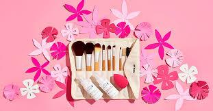 natural makeup vegan makeup brushes tools nourished life australia