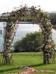 Pergola Wedding Decorations by Trellice Wedding Decorations Bride U0027s Bouquets Wedding
