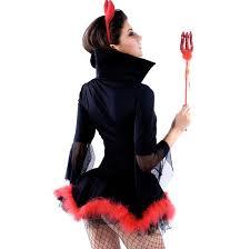 halloween costumes women wholesale miss iblis devil costume