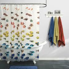 amazon com maytex photoreal new waterproof peva shower