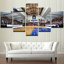 chambre basketball chambre de basket wall toile peinture moderne affiche cadre