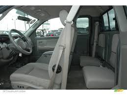 2000 Dodge Dakota Interior 2005 Dodge Dakota Slt Club Cab 4x4 Interior Photo 51175566