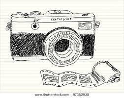camera sketch stock images royalty free images u0026 vectors