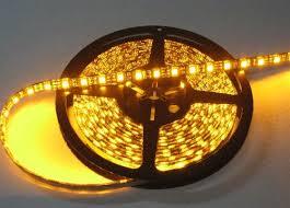 yellow ip68 wp waterproof led flex strips led lights