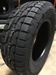 Awesome Condition Toyo White Letter Tires 4 New 265 70r17 Crosswind A T Tires 265 70 17 2657017 R17 At 4 Ply