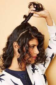 Hochsteckfrisurenen Glatte Haare Selber Machen by 40 Frisuren Für Naturlocken Zum Selbermachen Mit Anleitung