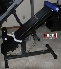 Adjustable Hyperextension Bench Homemade Hyperextension Bench Using Pvc Fittings Convert Most