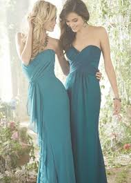 teal bridesmaid dresses color inspiration stylish turquoise and teal wedding ideas