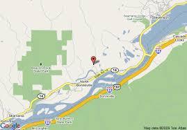 springs washington map map of bonneville springs re stevenson
