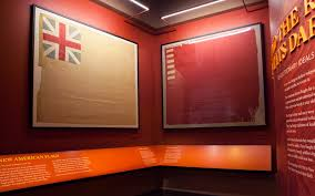 British Flag During Revolutionary War 17 Historical Secrets You U0027ll Learn At The Museum Of The American