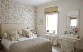 Shabby Chic Style Wallpaper by Hair Salon Wallpaper Bedroom Shabby Chic Style With Monochromatic