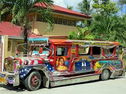 philippines jeepney drawing solo travel tips manila philippines solitary wanderer