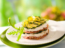 cuisine d été recette nos recettes à la courgette de l été femme actuelle