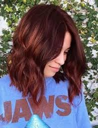 auburn copper hair color 49 of the most striking dark red hair color ideas