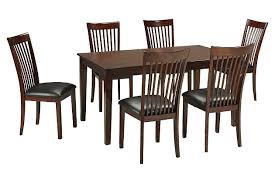 dining room table and chair sets mallenton dining room table and chairs set of 7