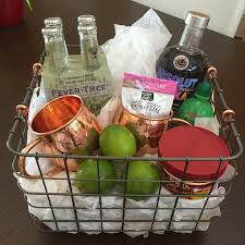 moscow mule gift basket diy gifts pinterest moscow gift and