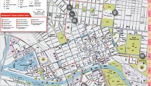 melbourne tram map getting around melbourne secrets tours tours of melbourne