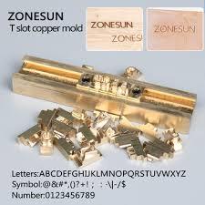 diy brass stamp alphabet stamp set letters set and numbers stamp