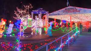 jeep christmas lights christmas on the mountain taken to u0027next level u0027 for 2017 wfmz