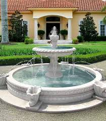 Water Fountains For Backyards by Water Fountains Front Yard And Backyard Designs Yard