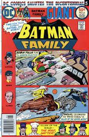 batman of the family batman family vol 1 6 dc database fandom powered by wikia