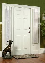 Elegant Entryways Elegant Entryways Custom Window Fashions For Your Doorway