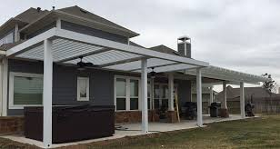 marygrove awnings tx u2013 adjustable roof patio cover