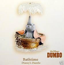 2006 bathtime disney dumbo hallmark ornament home