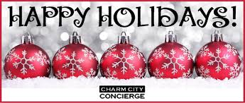 happy holiday happenings md edition charm city concierge