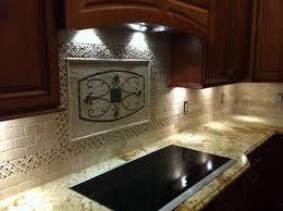 kitchen backsplash metal medallions maicon backsplash wall medallions traditional kitchen ta